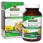 90 كبسولة نباتية  Kava-6